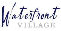 waterfront village logo