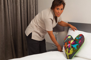 guest services house keeping