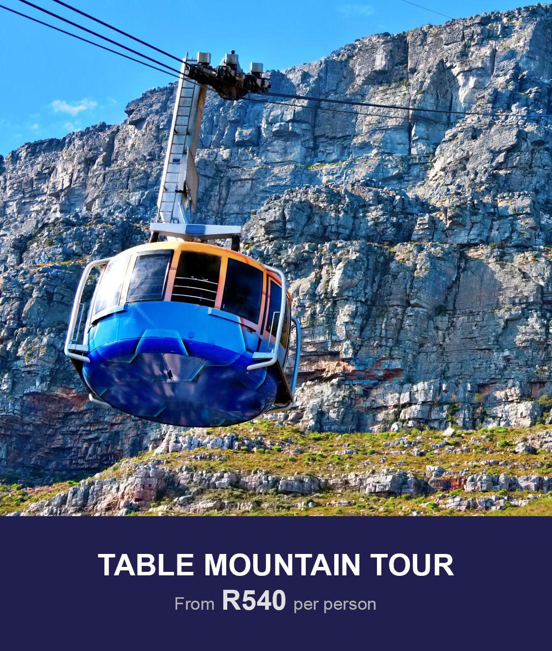 tours table mountain