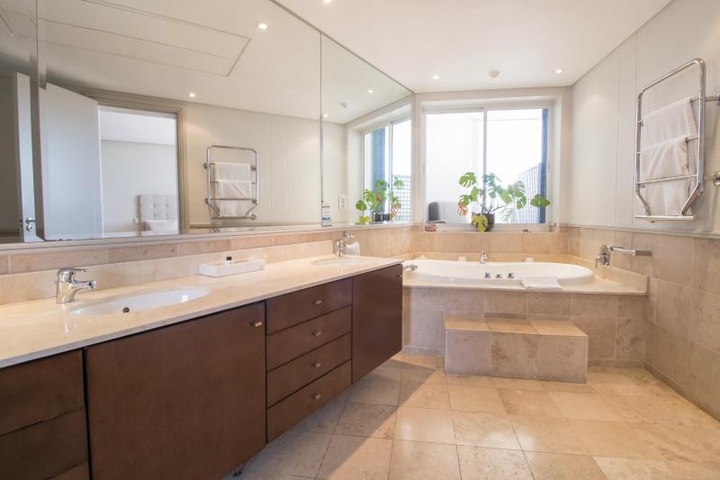 three bedroom penthouse bathroom