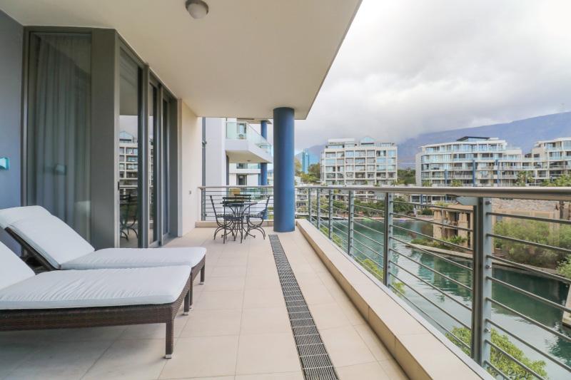 three bedroom apartment balcony